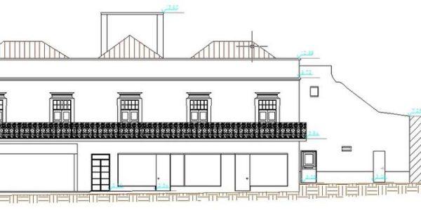 Levantamento Arquitectónico de Edifício Histórico – Olhão