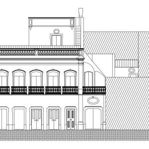 Topografia de Palacete histórico – 02