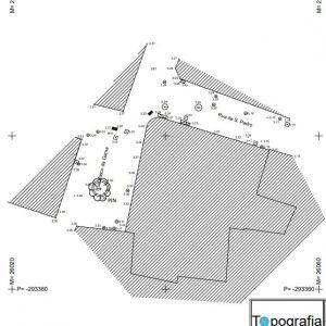 Topografia de Palacete histórico – 04
